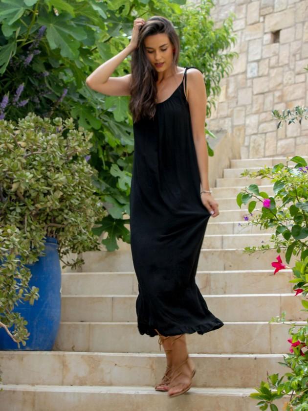 Vestido Ena Negro
