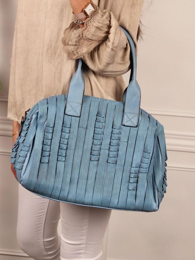 Shopper Azul