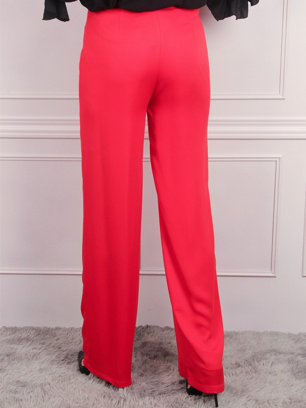 Pantalon Palazzo Rojo