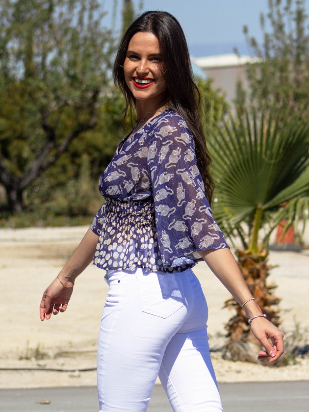 Blusa Rania