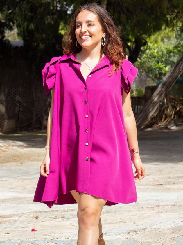 Vestido Nero + 3 colores