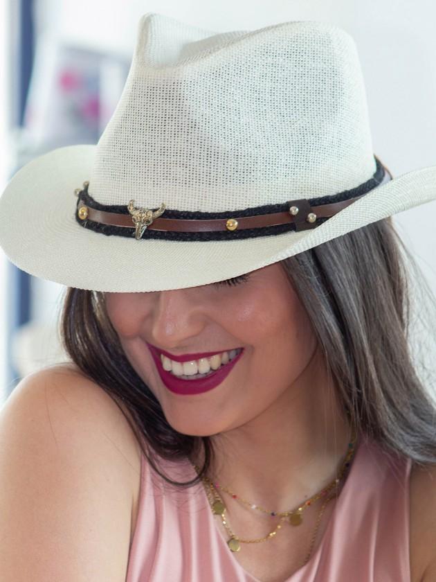 Sombrero Fedora + 3 colores