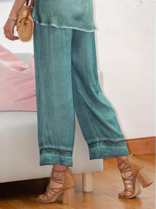 Pantalón Bruna Verde