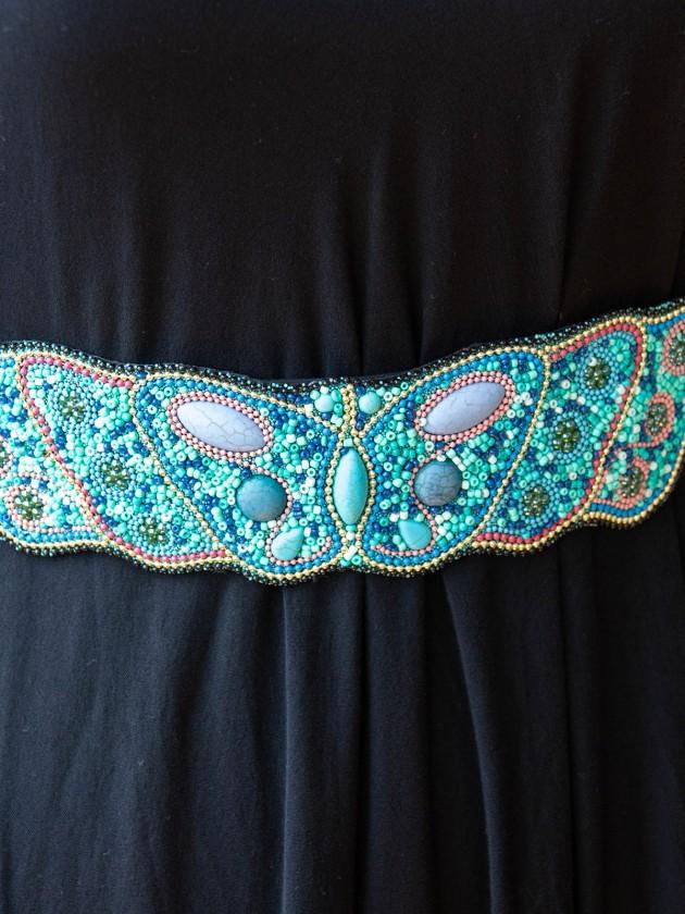 Cinturón Boho Alas de Mariposa