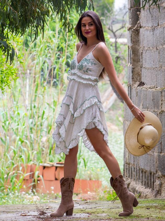 Vestido Brasil