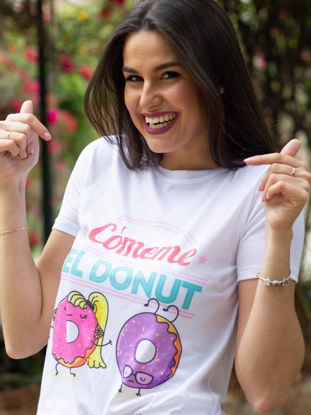 Camiseta Donut
