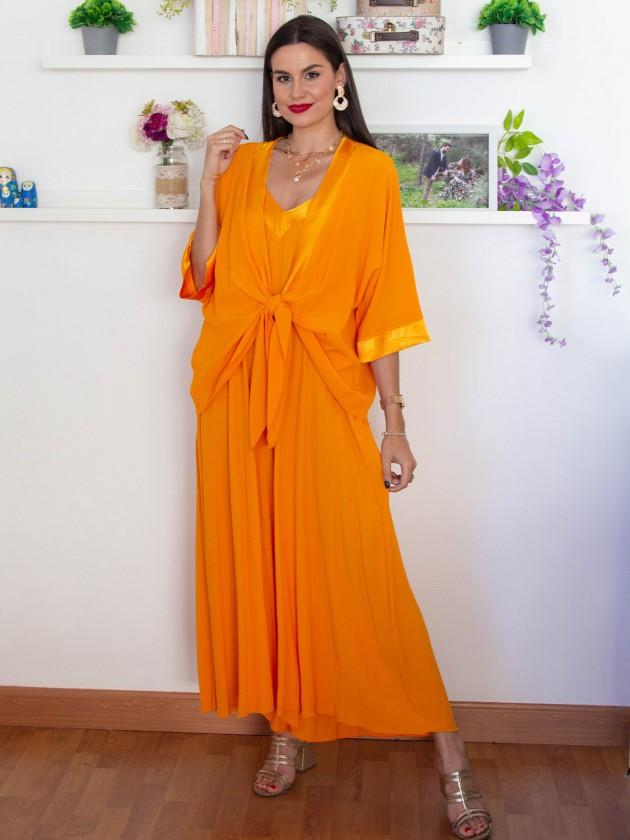 Chaqueta Génova Naranja