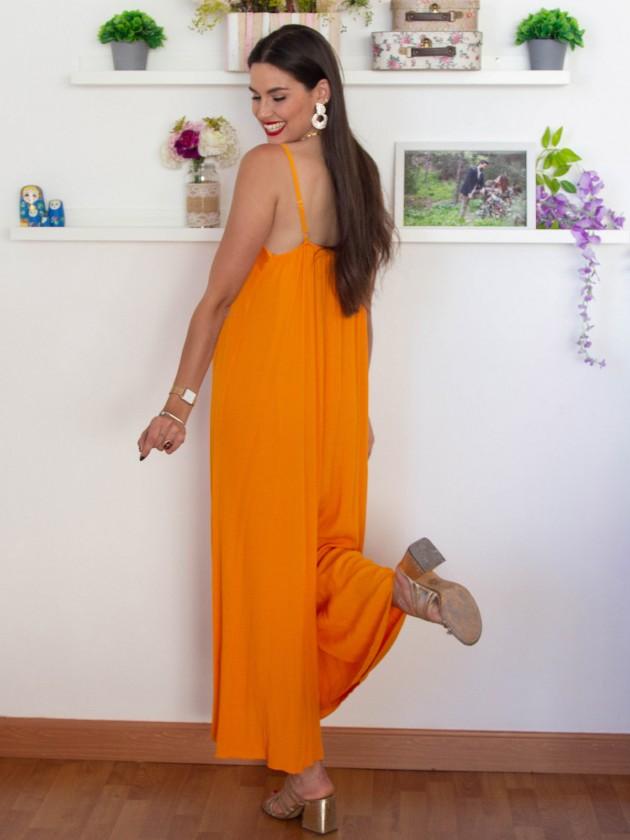 Mono Génova Naranja