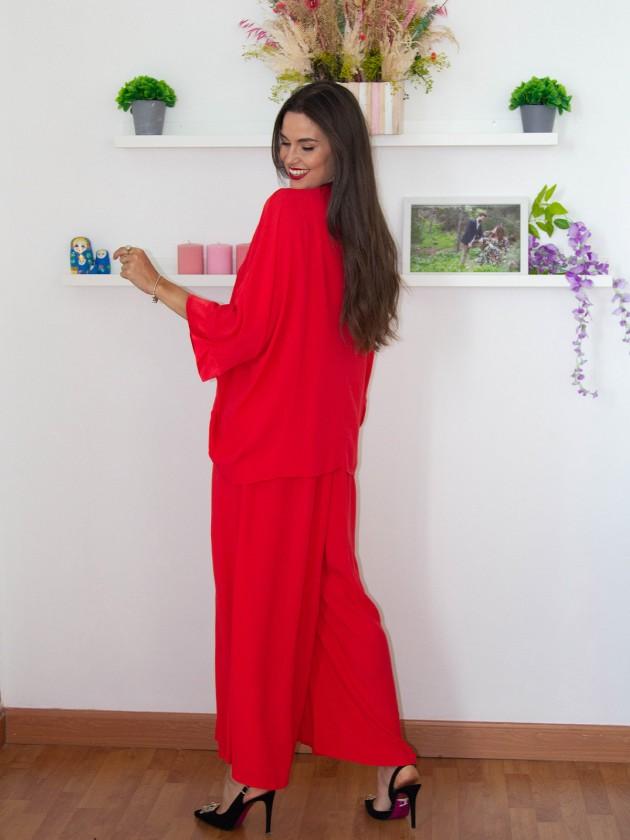 Chaqueta Génova Roja