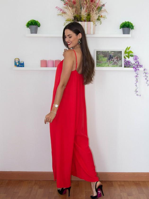 Mono Génova Rojo