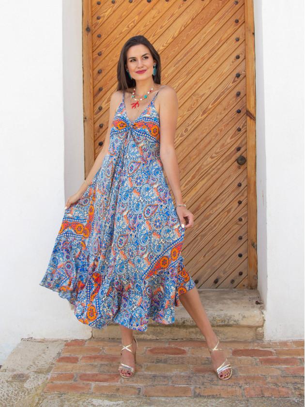 Vestido Curia