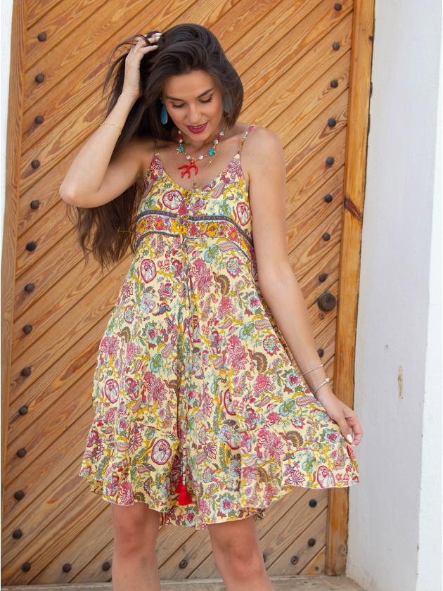 Vestido Talana