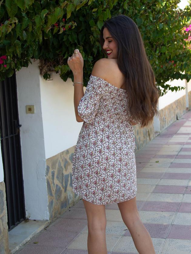 Vestido Dora Blanco