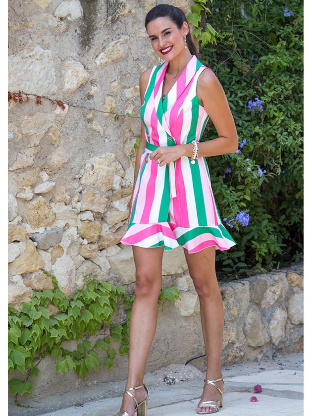 Vestido Santorini