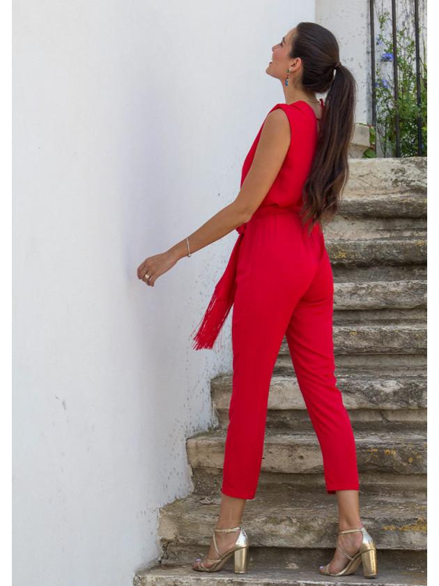 Mono Aida Rojo