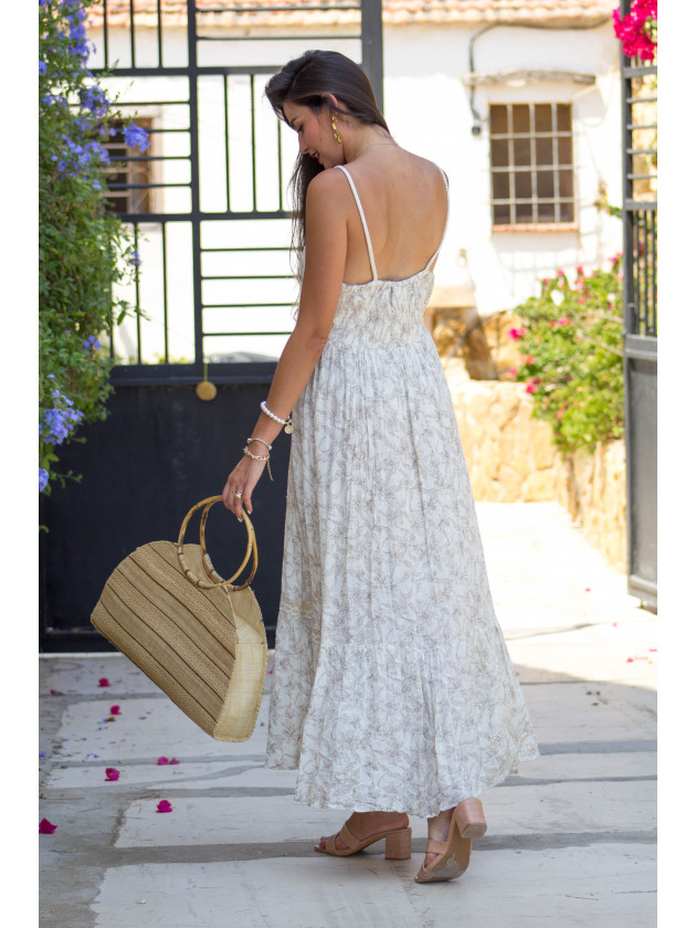 Vestido Bahia Marron