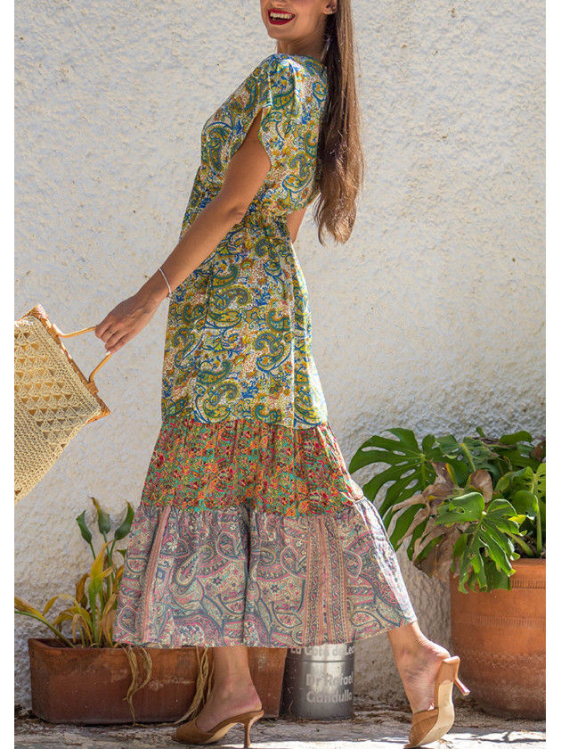 Vestido Portollano