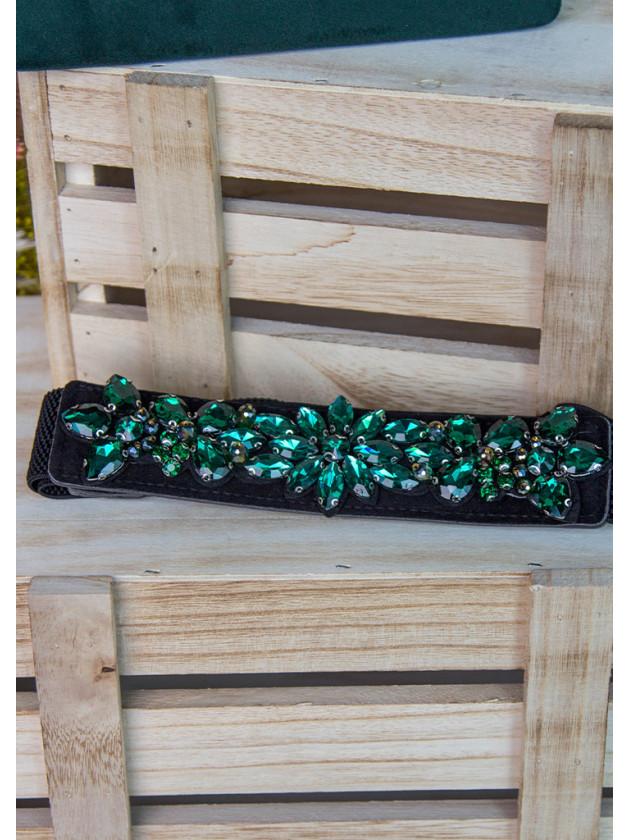 Cinturón Lagrimas Verde