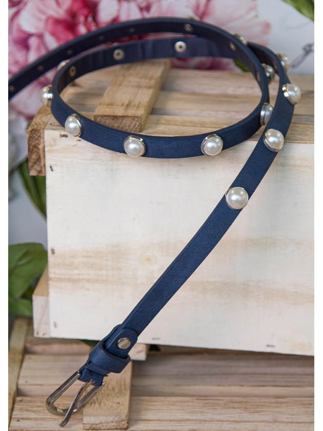 Cinturón Perlado
