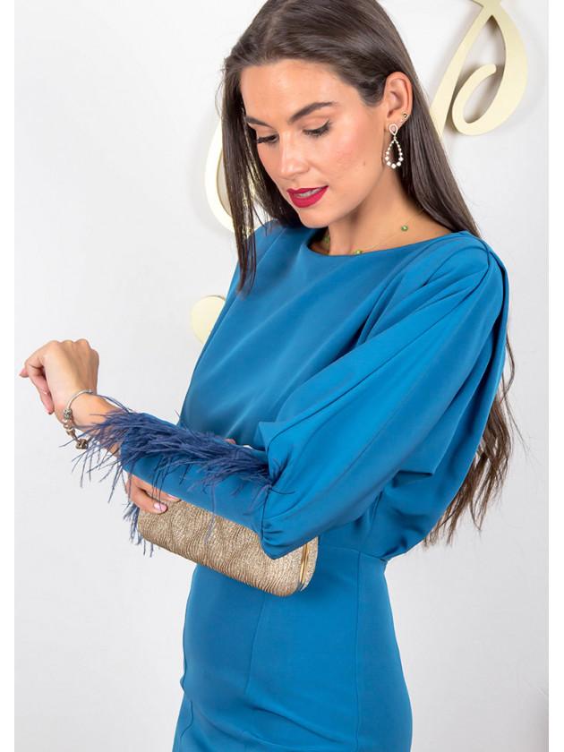 Vestido Córdoba Azul