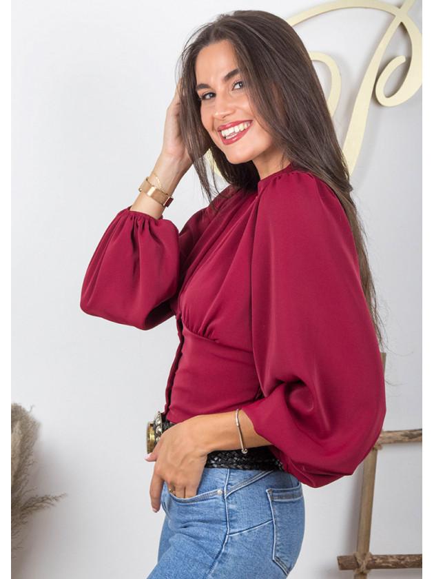 Blusa Ginebra 3 Colores