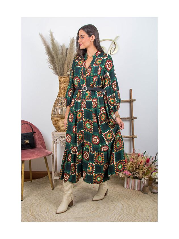 Vestido Siseida