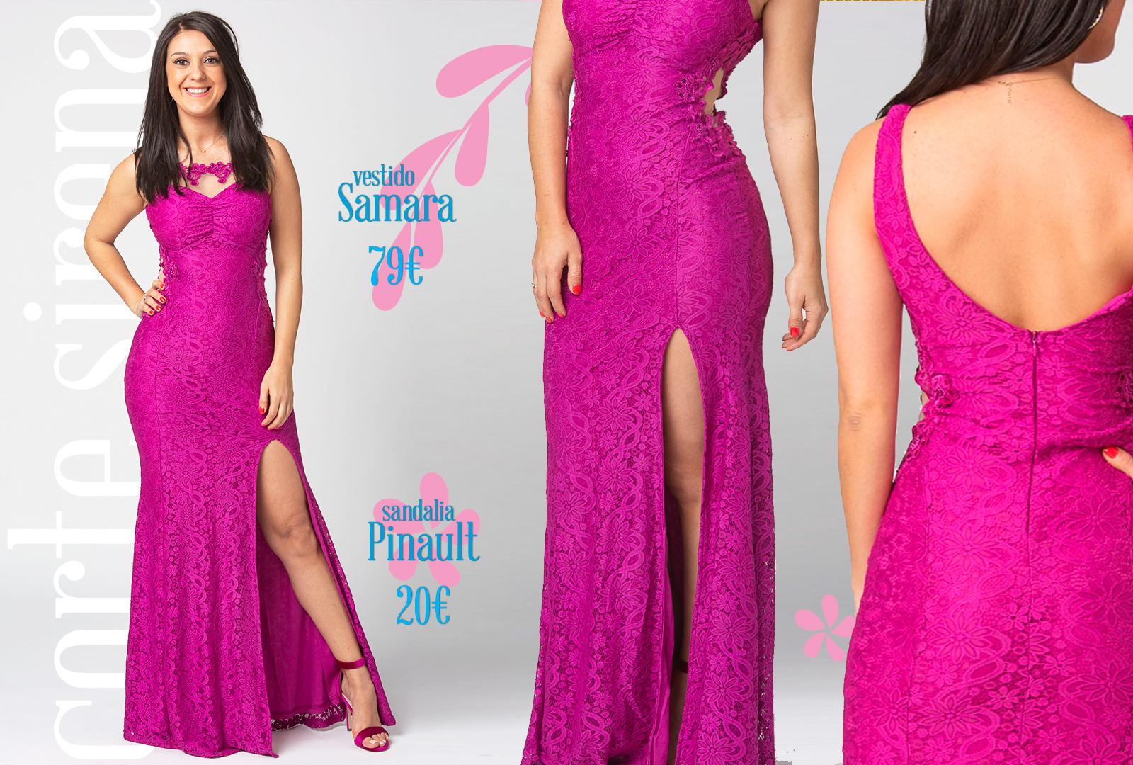 Tipo de vestido de fiesta según cuerpo de mujer - Presagio Boutique